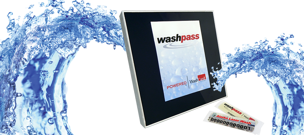 WashPass RFID Monthly Billing