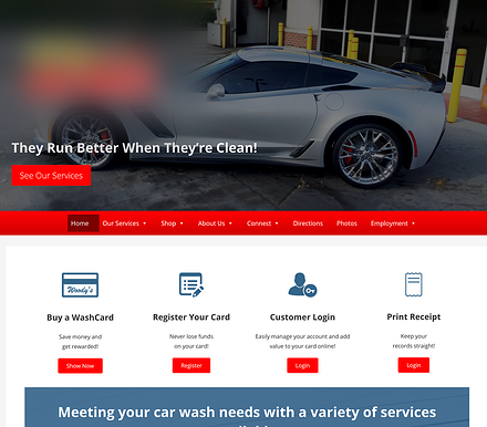 The New and Improved Website