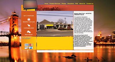 Before Website Overhaul